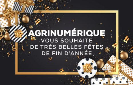 AgriNumérique – Vœux 2018