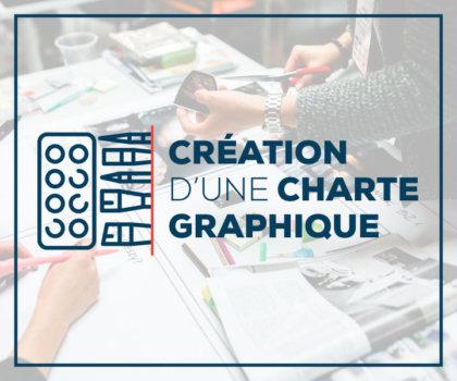 Création d'une charte graphique