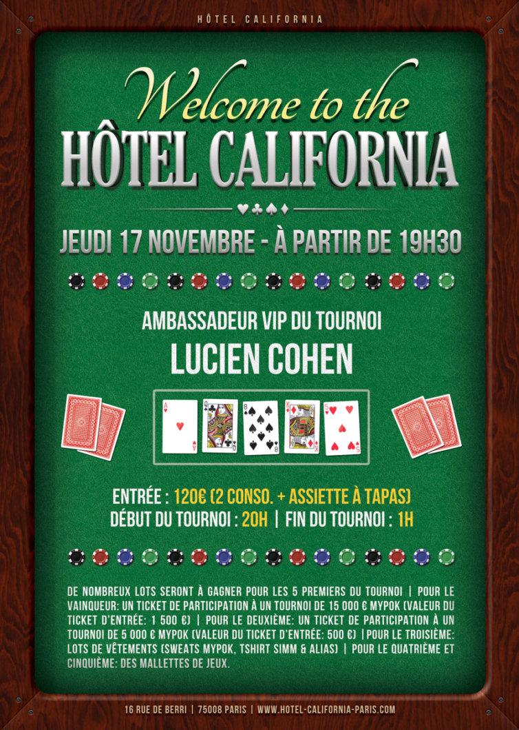 Hôtel California – Welcome to the Hôtel California
