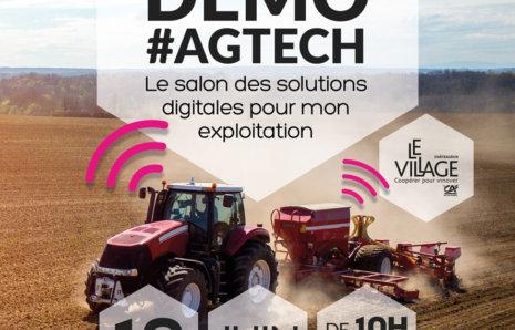 Journée de Démo AgTech – Invitation