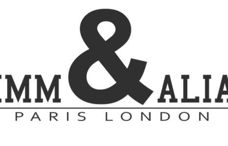 simm&alias – Logo