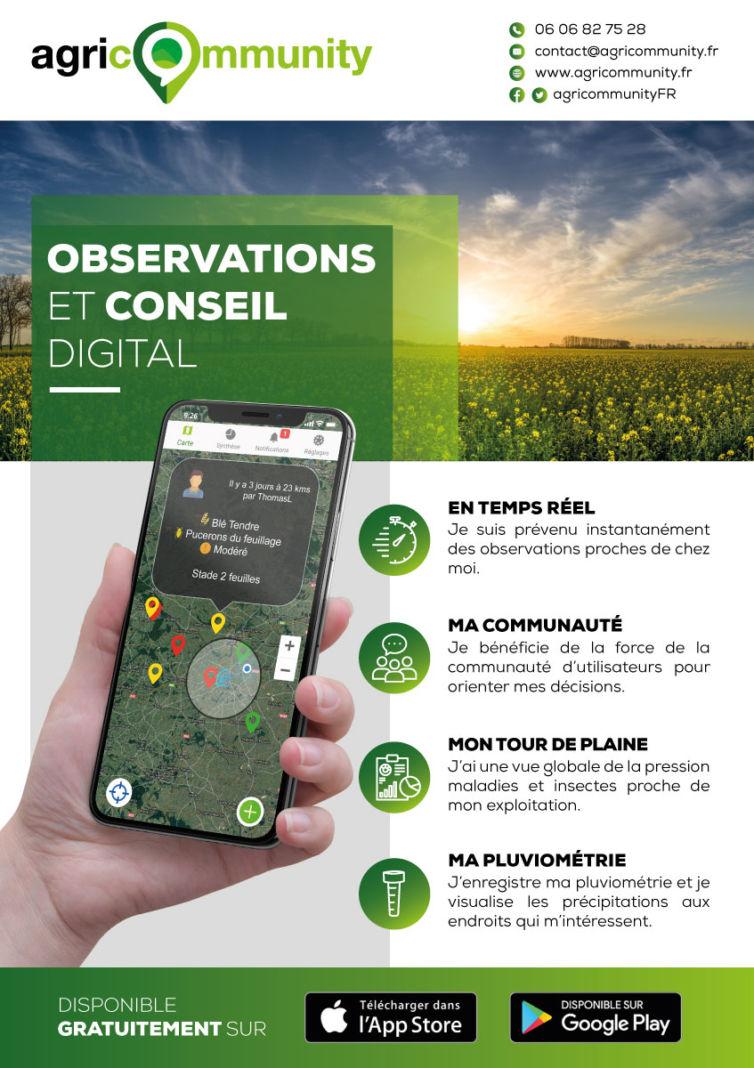 AgriCommunity – Flyer A5