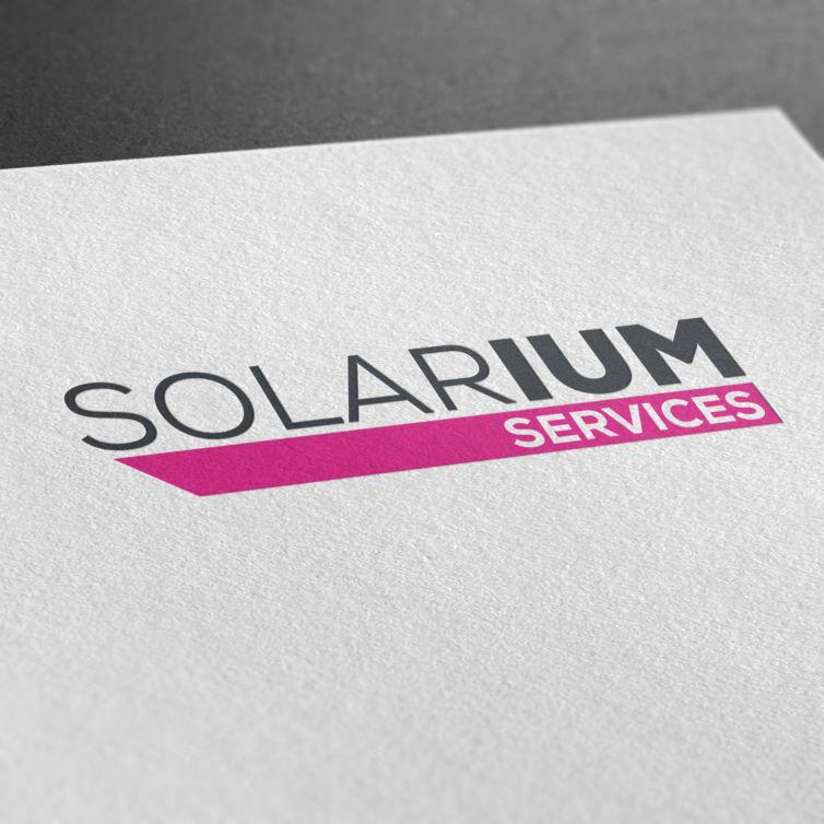 Solarium Services – Logo
