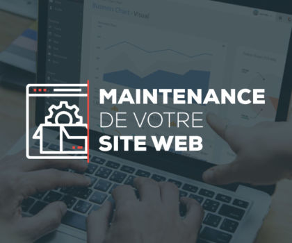 Digitivup - Maintenance de votre site web