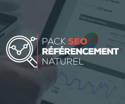 Digitivup - Pack SEO Référencement naturel